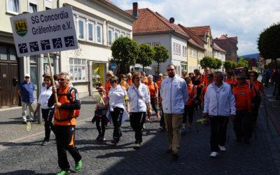 15. Ohrdrufer Stadtfest – Festumzug am 18.05.19