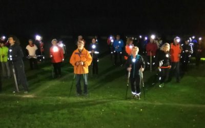 Nacht-Nordic-Walking 26.10.2019